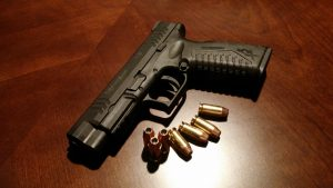Firearms - Court of Appeal Maintains Tough Sentencing Approach 1